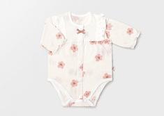 Merebe Dětská kombinéza Třešňový květ