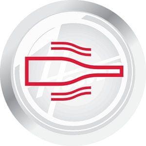 Vinotéka Hoover HWC 154 EELW/N Antivibrační systém