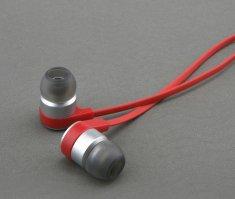 COWON Cowon EK2 Red High Resolution sluchátka s mikrofonem