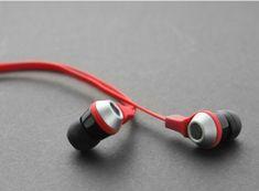 COWON EM1 Pure Red sluchátka