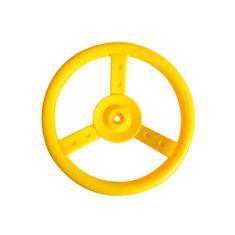 Jungle Gym Detský volant Steering Wheel Žltý