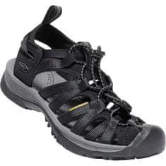 KEEN Ženske sandale WHISPER 1018227 črna / magnet