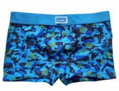 Gasolino 3268 chlapecké boxerky modré Barva: modrá, Velikost oblečení: 8-128