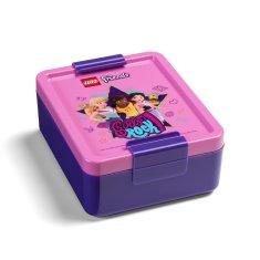 LEGO Lunch Friends Girls Rock box na svačinu - fialová
