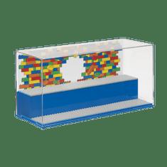 LEGO Storage ICONIC herní a sběratelská skříňka - modrá