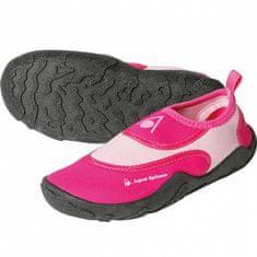 Aqua Sphere Topánky BEACHWALKER KIDS ružovo-čierna