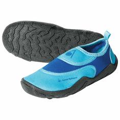 Aqua Sphere Topánky BEACHWALKER KIDS modro-čierne