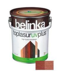 BELINKA  Toplasur UV Plus 0,75l červená 18 - hrubovrstvá lazúra