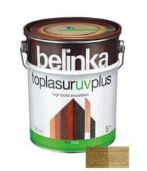BELINKA  Toplasur UV Plus 0,75l oliva 27 - hrubovrstvá lazúra