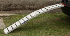 Kolo4u Nájezdová rampa hliníková AL02, 2ks