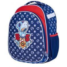 Astra Anatomická školní taška / batoh Brawl STARS Leon Shark, AS1, 501021017