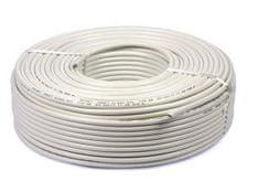 EVERCON Koaxiální kabel 6,5 mm CCS jádro , balení 100 metrů
