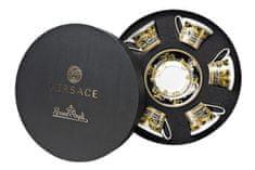 Rosenthal Versace ROSENTHAL VERSACE PRESTIGE GALA Set 6 ks šálka s tanierikom nízky