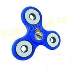 Fotbalový Ráj Fidget Spinner Real Madrid FC bw