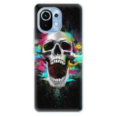 iSaprio Silikonové pouzdro s motivem Skull in Colors