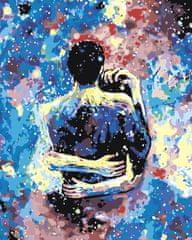 Kouzelný Art Vesmírna láska
