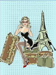 Kouzelný Art Do Paríža