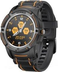 myPhone Hammer Watch, Orange Black