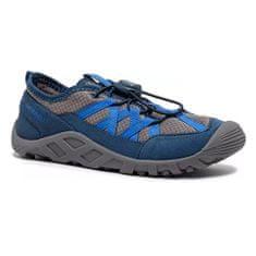 Merrell Cipő MK264453 HYDRO LAGOON szürke / fekete / royal, MK264453 | Egyesült Királyság C13 32 EUR