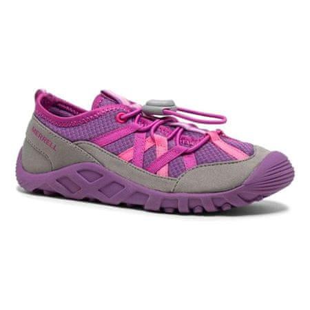 Merrell Cipő MK164454 HYDRO LAGOON szürke / bogyós, MK164454 | Egyesült Királyság C13 32 EUR