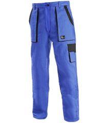 Canis CXS ELEN pracovní kalhoty do pasu modro/černé vel.58