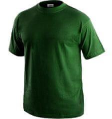 Canis CXS DANIEL pracovní tričko lahvově zelené vel.2XL