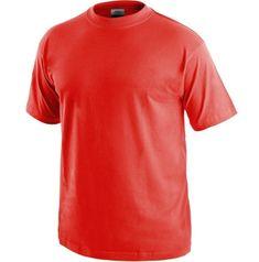 Canis CXS DANIEL pracovní tričko červené vel.XL
