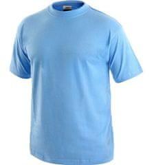 Canis CXS DANIEL pracovní tričko nebesky modré vel.L