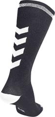 Hummel HUMMEL 204044 - Podkolenky ELITE INDOOR SOCK HIGH Velikost: 27/30, barva: 1006-asfalt černá