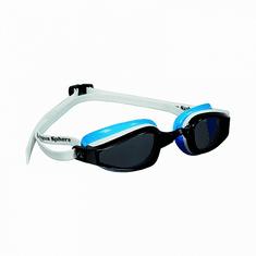 Michael Phelps Plavecké okuliare K180 Lady tmavé sklá modrá