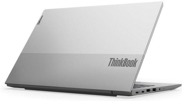 Notebook Lenovo ThinkBook 14 G2 ITL (20VD0077CK) 14 palců Wi-Fi Thunderbolt 4 USB4 USB-C USB 3.2 HDMI Bluetooth LAN ethernet čtečka SD