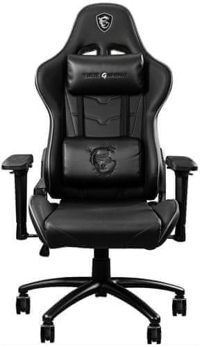 MSI MAG CH120X (9S6-B0Y10D-012) herní židle ergonomická