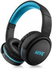 Niceboy HIVE XL 2021, čierna/modrá