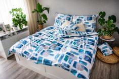Jahu Obliečky Abstrakt, modrá