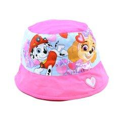 """SETINO Lány kalap """"Mancs örjárat"""" - világos rózsaszín"""