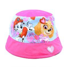 """SETINO Lány kalap """"Mancs örjárat"""" - sötét rózsaszín"""