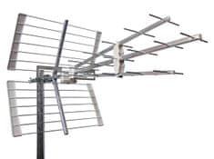 Emme Esse Anténa 17 dB pro DVB-T2 s 5G filtrem 45BS5G