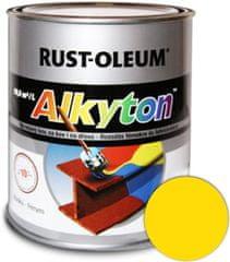 Alkyton  Lesklá R1021 žltá horčičná 750ml