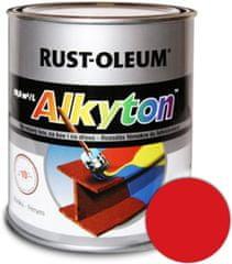 Alkyton  lesklá červená dopravná R3020 750ml