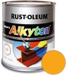Alkyton  Lesklá R1007 žltá sýta 750ml