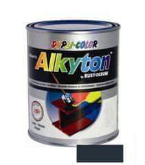 Alkyton  lesklá antracit šedá R7016 250ml