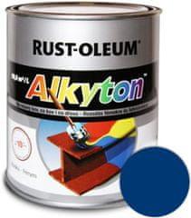Alkyton  Lesklá R5002 modrá ultramarínová 750ml