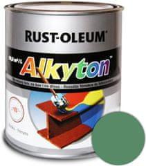 Alkyton  Lesklá R6011 zelená 750ml