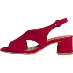 Tamaris Dámske kožené sandále 1-1-28357-26-544
