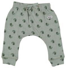 Lodger dziecięce spodnie dresowe Jogger Flame Tribe Silt Green