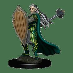 WizKids D&D Icons: Elf Paladin Female Premium Miniature