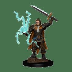 WizKids Pathfinder Battles: Human Cleric Male