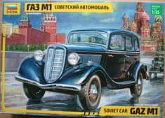 Zvezda GaZ-M1 1/35