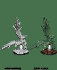 WizKids D&D Nolzur's Marvelous Miniatures: Young Green Dragon