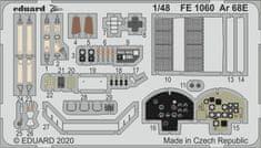 EDUARD Ar 68E lepty 1/48